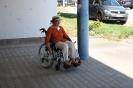 Rollstuhl-Rallye