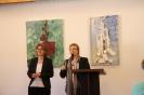 Pfarrerin Willmer und Pfarrerin Jühne
